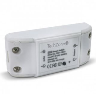Switch WiFi TECHZONE TZBRKSH01