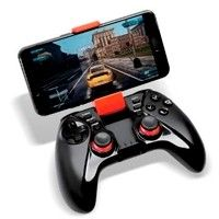 CONTROL GAMER BLUETOOTH CARACTERISTICAS, COMPATIBLE CON SISTEMA IOS 9.2.1, ANDROID 3 O SUPERIOR Y WINDOWS, COMPATIBLE CON DISPOS