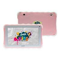 TABLET GHIA KIDS 7 TODDLER GTAB718ROS/QUAD CORE/1GB/8GB/2CAM/WIFI/BLUETOOTH/ANDROID 8.1 GO EDITION /ROSA